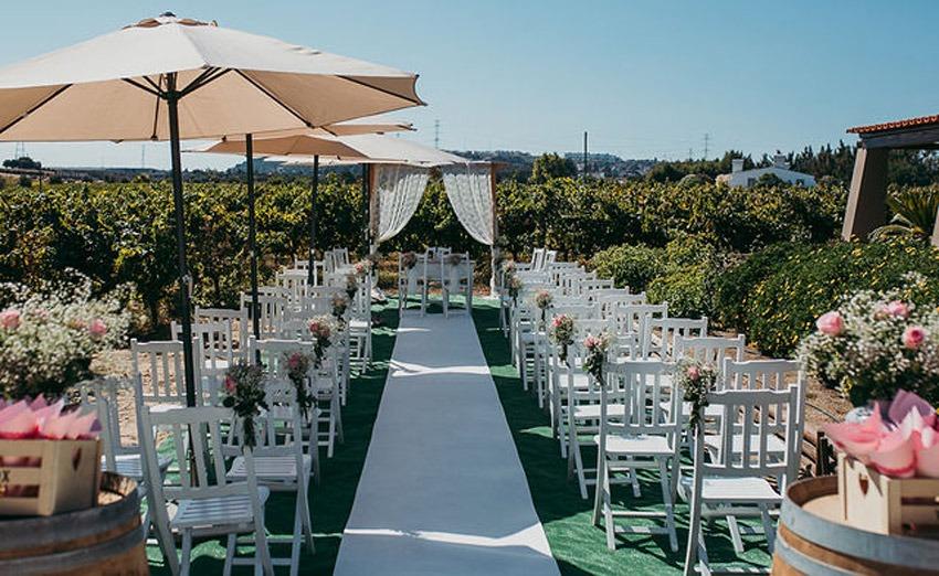 Decoração para Casamento   Casamento Margarida & Pedro