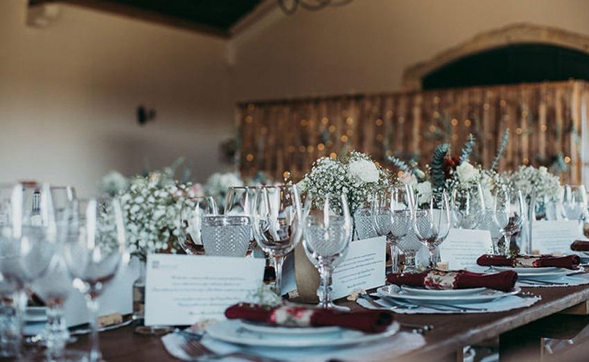 Mesa de Casamento | Casamento Margarida & Pedro