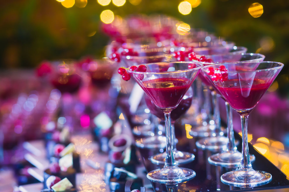 Cocktails - Evento Empresarial
