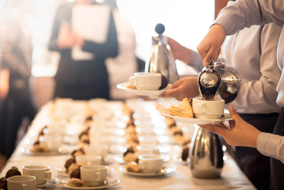 Eventos Corporativos - Coffe Break